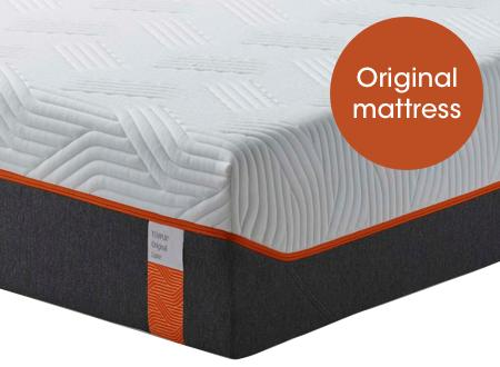 low priced 095cb 64123 Tempur mattresses, pillows and beds - Furniture Village