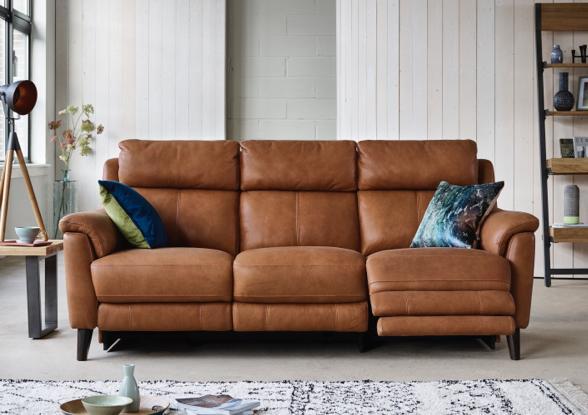 World of Leather Furniture - Premium Leather - Furniture Village