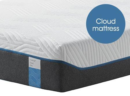 Tempur Cloud mattress