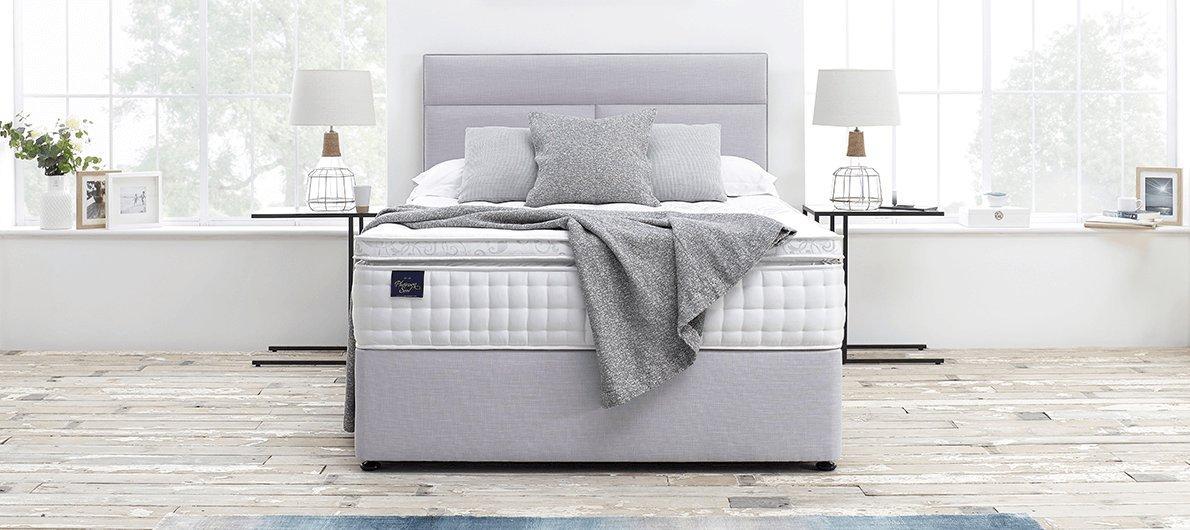 detailed look ae59a ac77b Slumberland beds, divans & mattresses - Furniture Village